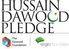 Hussain Dawood Pledge